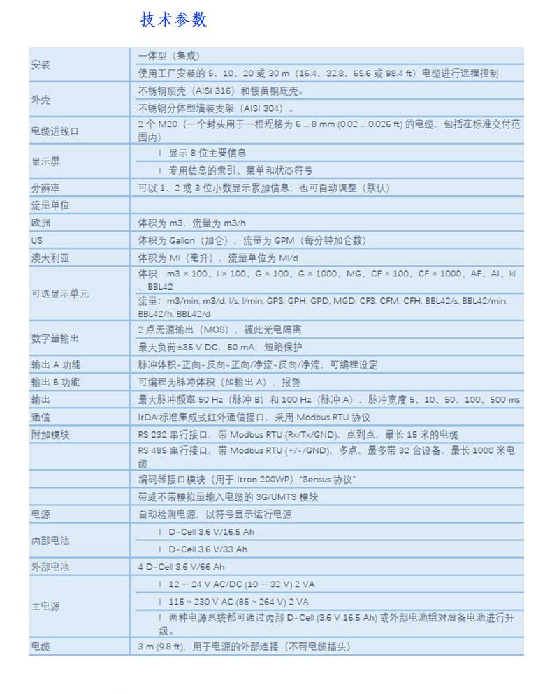 MAG8000电磁水表-大连莱立佰信息技术有限公司